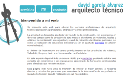 David García Architetto