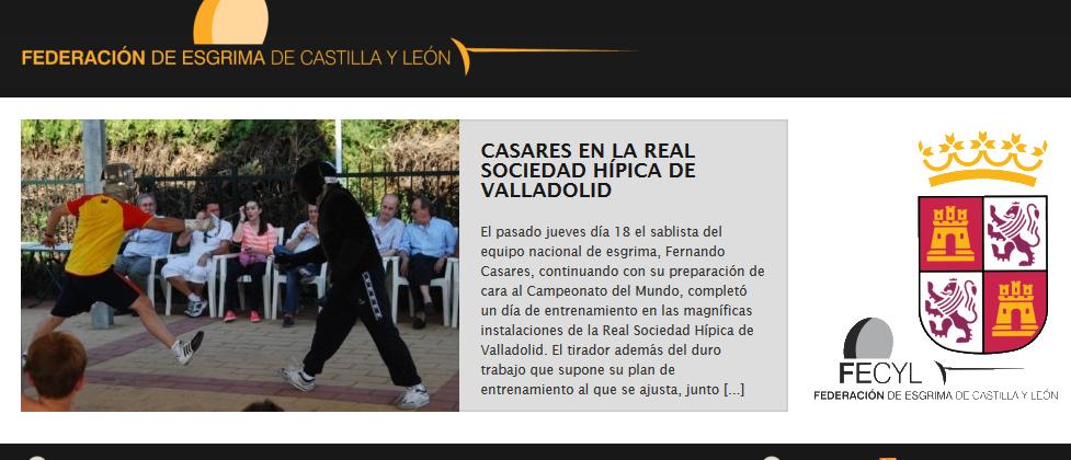 Federazione di scherma di Castilla y León